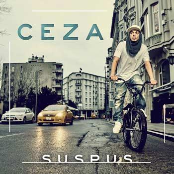 دانلود آلبوم جدید Ceza بنام Suspus