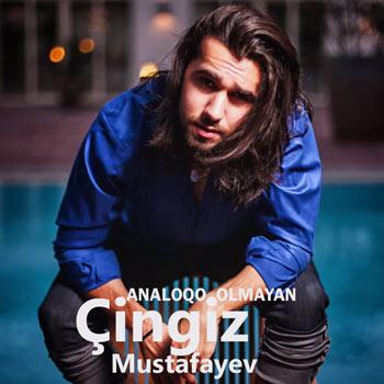 آهنگ جدید Cingiz Mustafayev بنام Analoqu Olmayan