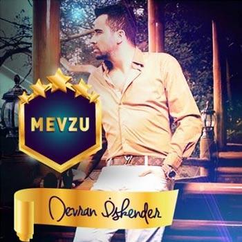 دانلود آهنگ جدید Devran Iskender بنام Mevzu