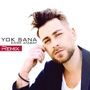 دانلود آهنگ جدید Emre Atabay بنام Yok Sana