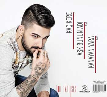 آلبوم جدید ایدو تاتلیسس بنام Kac Kere