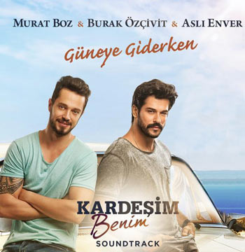 دانلود آهنگ ترکیه ای جدید Murat Boz بنام Guneye Giderken