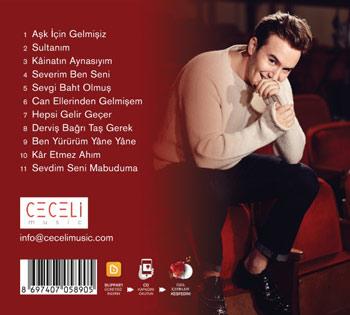 دانلود آلبوم ترکیه ای Mustafa Ceceli بنام Ask Icin Gelmisiz