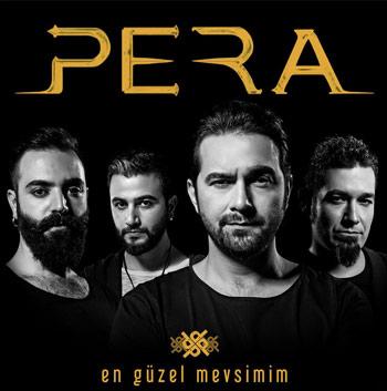دانلود آهنگ ترکیه ای جدید Pera بنام En Guzel Mevsimim