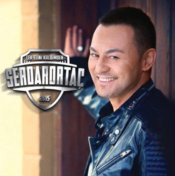 دانلود آلبوم جدید Serdar Ortac بنام Cek Elini Kalbimden