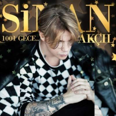 دانلود آهنگ ترکیه ای جدید Sinan Akcil بنام 1001 Gece
