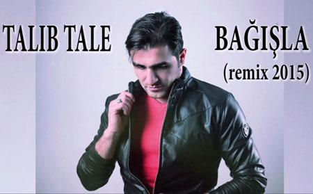 دانلود آهنگ آذری Talib Tale به نام Bagisla