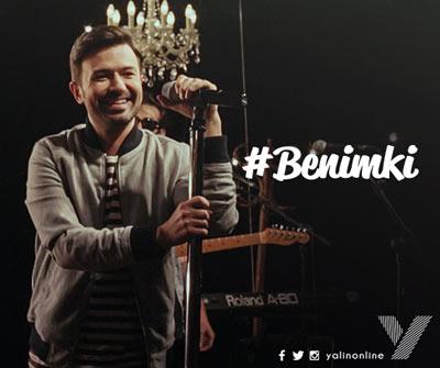 آهنگ جدید Yalin بنام Benimki