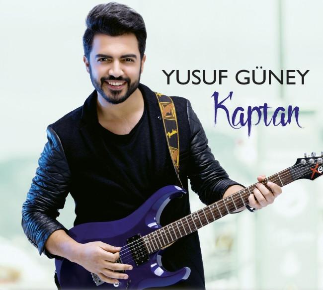 دانلود آلبوم ترکیه ای جدید Yusuf Guney بنام Kaptan