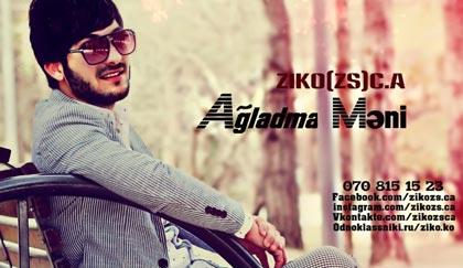 دانلود آهنگ رپ آذری ZiKO(ZS)C.A به نام Agladma Meni